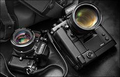 Camera Equipment, Photo Equipment, Photography Equipment, Nikon Film Camera, Camera Gear, Nikon 35mm, Old Cameras, Vintage Cameras, Nikon Df