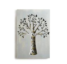 Demdaco Tree Shadow Box - Mirranme
