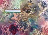 #acrylmalerei #collage #acrylfarben #mixedmedia