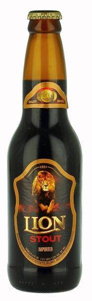Lion Stout 330ml