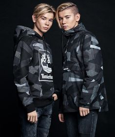 Love this pic Manado, Rain Jacket, Bomber Jacket, Dream Boyfriend, Love Pictures, Cute Guys, Motorcycle Jacket, Fangirl, Twins