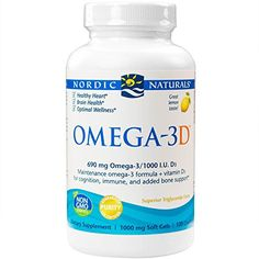 Nordic Naturals  Omega-3D Cognition Immune and Added Bone Support 120 Soft Gels Review http://10healthyeatingtips.net/nordic-naturals-omega-3d-cognition-immune-and-added-bone-support-120-soft-gels-review/