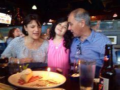 Cumpleaños feliz N 7 para nuestra princesa en Virginia
