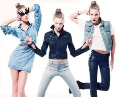 Spring Style Trend: Denim & the Many Ways to Wear It!