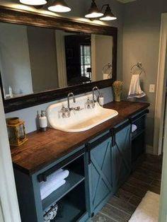 48 best farmhouse bathroom sink images bathroom bathroom rh pinterest com