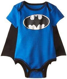 Warner Brothers Baby Baby-Boys Newborn Batman Bodysuit with Cape, Blue, 0-3 Months Warner Brothers Baby http://www.amazon.com/dp/B00U7KH6BE/ref=cm_sw_r_pi_dp_2-5awb0W3P4RK