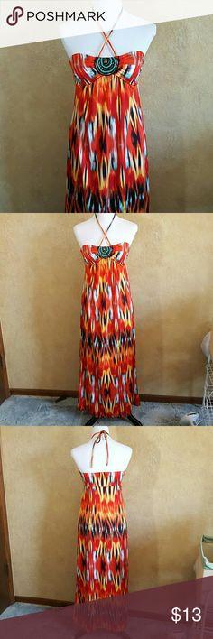 HeartSoul Maxi Dress Excellent condition. HeartSoul Dresses Maxi