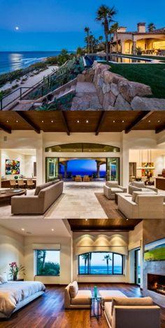 Malibu, California: The Spanish Estate