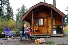 How to prepare for cabin camping with kids camping hacks Camping Places, Camping World, Camping Cabins, Camping Trailers, Minivan Camping, Camping Stuff, Rv Camping, Glamping, Camping In Washington State