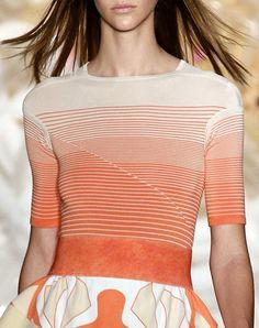 Ohne Titel Fashion Details, Fashion Design, Summer Knitting, Stripes Fashion, Sweater Design, Crochet Fashion, Knitting Designs, Textile Design, Striped Dress