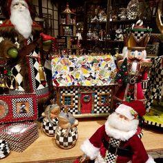 Love this store!! - - #mackenziechilds #igdaily #december #nycblogger #newyorkcitylife #holidayseason #gingerbreadhouse #west57th #manhattan #insta_nyc #nycstylelittlecannoli #holidaychic