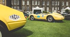 A morning stroll around the inaugural London City Concours | Classic Driver Magazine