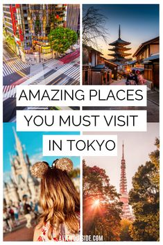 In this post you will find 30 amazing activities to do in Tokyo Japan. There are lots of hidden gems unique activities in this action packed post about Tokyo. Japan Travel Guide, Tokyo Travel, Asia Travel, Travel Usa, Travel Guides, Tokyo Japan, Japan Trip, Tokyo Trip, Kyoto Japan