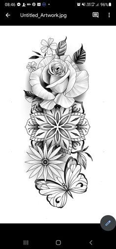 Finger Tattoos Words, Girl Arm Tattoos, Word Tattoos, Tattoos For Women, Tattoo Studio, Mehndi Designs, Tattoo Designs, Tattoo Feminina, Skull Art