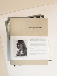 Atelier Franck Durand - Éditions Catalogue printemps / été 16