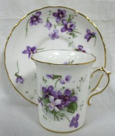 Hammersley Victorian Violets *smile*