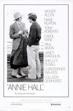 Annie Hall: the best movie.