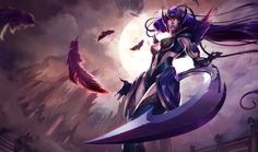 Dark Valkyrie Diana, League of Legends