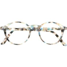 SEE CONCEPT Screen D protective reading glasses +0.00 ($59) ❤ liked on Polyvore featuring accessories, eyewear, eyeglasses, blue glasses, reading eye glasses, blue reading glasses, reading glasses and blue eyeglasses