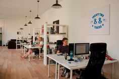 Awesome offices: Inside 13 fantastic startup workspaces in Amsterdam - The Next Web 22 tracks Amsterdam