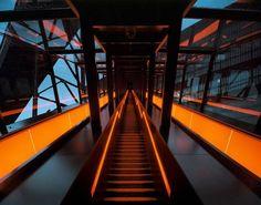 Ruhr Museum Essen Zeche Zollverein HG Merz Treppenaufgang #museum #artstar