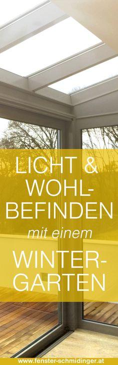 licht wohlbefinden mit wintergrten aus obersterreich - Wintergartendesigns