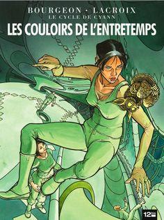 Leituras de BD/ Reading Comics: Lançamento 12bis: Cycle de Cyann Vol.5 - Les…
