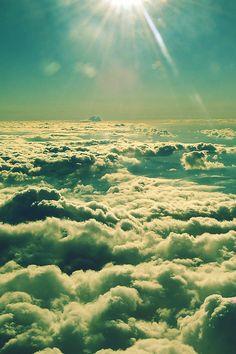 Clouds (via TRUST NO ONE)