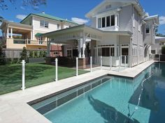 Queenslander house -
