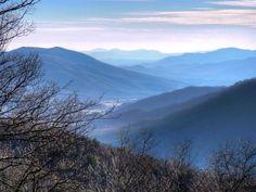 """"""".... Blue Ridge Mountains...."""""""