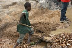 When Golf Clubs Kill — Federal Rule Ineffective in Curbing Conflict Minerals