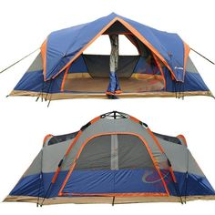 Four Season Pop-up 5-6 Persons Tent  sc 1 st  Pinterest & Look what I found Via Alibaba.com App: - Portable Cheap Single ...