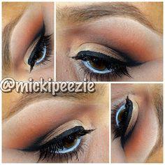 Neutral look - @ mickipeezie