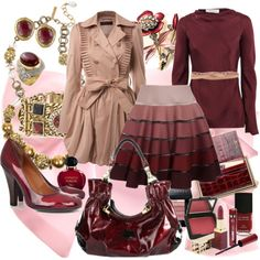 Charming Charlie Outfit and Accessories