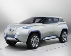 Nissan TeRRA SUV Concept Eco Vehicle with Modern Toughness At first sight, Nissan TeRRA SUV concept reminds us about the exterior of Nissan Juke. Designed and developed based on Murano and Qashqai, this SUV concept is envisioned as the one and only zero emission SUV.