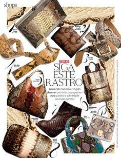 Shops - Top 10 - SIGA ESTE RASTRO - Fotos: Eduardo Svezia / Produção de Moda: Neel Ciconello e Cristiano Oiwane.