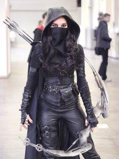 thief 4,Garrett,female,cosplay