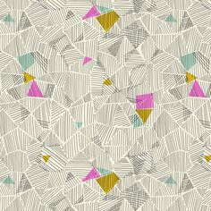 print & pattern: FABRICS - susan driscoll for dashwood