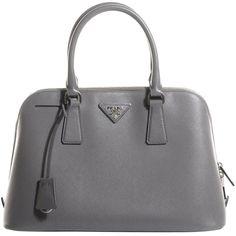0b8264c528d2 Prada Pre-owned Prada Saffiano Lux Top Handle Marmo New Shoulder Bag  ($2,650)