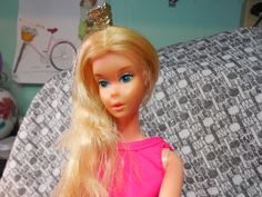 Vintage Barbie Beauty Pageant doll and otfit by CaliforniaWildPoppy on Etsy