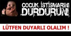 ÇOCUK İHMALİ VE İSTİSMARINA DUR DİYELİM !  http://www.cubukpost.com/cocuk_ihmali_ve_istismarina_dur_diyelim_haber3410.html