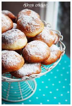 Romanian doughnuts