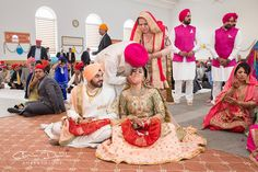 Edmonton Indian Wedding Photography Canada Punjabi Marriage Pictures Sikh Wedding Rituals Gurdwara Sri Guru Singh Sabha MiIlwoods Anand Karaj
