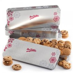 Holiday Gifting Made Easy with Mrs. Fields® | Your Brand Partner – Staples Promotional Products Official Blog--A GREAT GIVEAWAY, $299 of cookies!