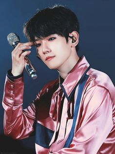 Beautiful human being || EXOrDIUM dot in Seoul #Baekhyun
