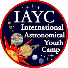 The International Astronomical Youth Camp is an annual summer camp for people aged between years old who are interested in astronomy and astrophysics. Youth Camp, Astrophysics, 24 Years Old, Summer Camps, Camping, Logo, Summer Day Camp, Campsite, Logos