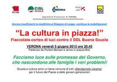 La cultura In piazza