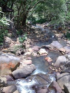 Mambukal Falls, Bacolod (PH)
