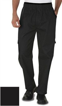 Utility Cargo Chef Pants - Solid Colors by Chef Uniforms.com