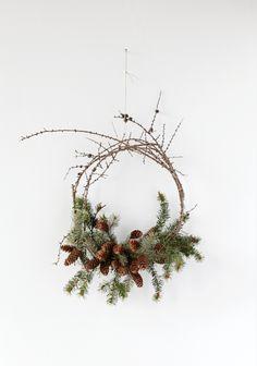 Foraged Wreaths